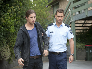 Mark arrests Tyler