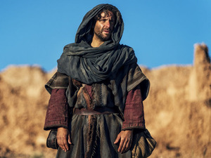 """A.D.THE BIBLE CONTINUES -- """"Rise Up"""" Episode 111 -- Pictured: Adam Levy as Peter"""