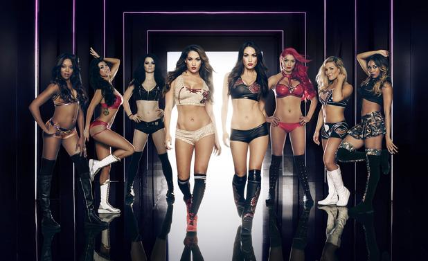 The cast of Total Divas