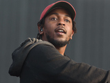 Kendrick Lamar performs on Day 2 of the New Look Wireless Festival at Finsbury Park on July 3, 2015 in London, England.