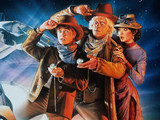 Back To The Future Part III poster artwork