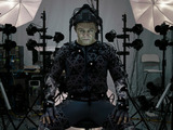 Andy Serkis on the Star Wars: The Force Awakens set