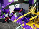 Splatoon adds Tower Control mode