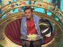 The housemate strikes a ludicrously expensive deal with Big Brother for a takeaway.
