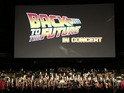 The Royal Albert Hall plays host to Back to the Future with live orchestral accompaniment.