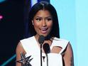 Nicki Minaj at the BET Awards