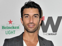 Justin Baldoni arrives at TheWrap's 2nd Annual Emmy Party