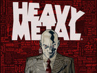 Grant Morrison signs on as Heavy Metal's editor-in-chief