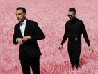 Hurts interview: 'Positivity is harder for us to express'
