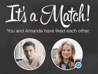 Next time you spot a celebrity on Tinder, you'll know whether it's real thanks to verified profiles