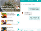 Microsoft wants to help organise your social life with its Tossup app