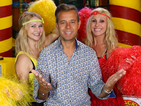 It's a whole lot of fun as Pat Sharp returns for a one-off Fun House event