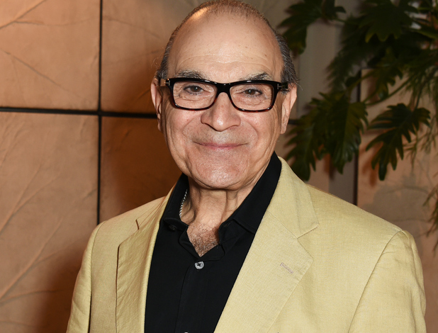 David Suchet: 'I'd only play Poirot again in a movie' - British TV