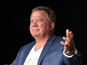 William Shatner calls TOWIE's Diags a twat