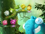 Rayman Adventures is a new platform game for smartphones and tablets