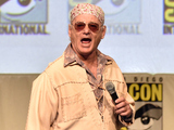 Bill Murray speaks onstage at the Open Road panel during San Diego Comic-Con 2015