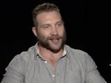 Jai Courtney shows off his Suicide Squad beard