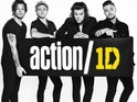 The boyband announce their action/1D manifesto for a better future.