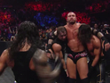 At Payback Seth Rollins, Dean Ambrose and Roman Reigns joined forces.