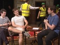 Things aren't quite what they seem when Digital Spy speaks to the stars of The Play That Goes Wrong.