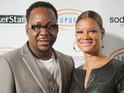 Singer's wife Alicia Etheredge gave birth to a baby girl in Los Angeles on Saturday (July 11).