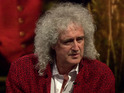"""The Queen guitarist says """"bollocks"""" to the argument that fox hunting is about wildlife management."""