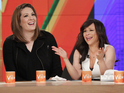 Out with the not-so old and in with the new, as The View introduces its replacement for Rosie Perez.
