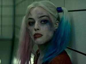 Get up to speed on Margot Robbie's demented Suicide Squad character.