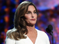Caitlyn Jenner relieved Courage Award's behind her
