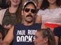 Watch Paul Rudd heckle Seth Meyers on TV