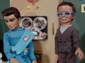 Three episodes in the classic Thunderbirds style are in pre-production.