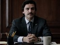 Oscar Isaac risks his political career to hold a crumbling community together in HBO series.