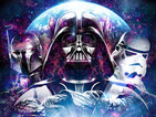 """The screening of The Empire Strikes Back is billed as """"your chance to save the galaxy""""."""