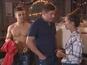 Hollyoaks pics: Pete jealous over Cleo
