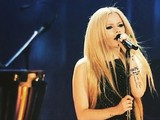 Avril Lavigne performs at the US Special Olympics