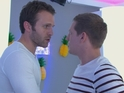 An argument with Porsche pushes Lockie to breaking point in Monday's E4 episode.
