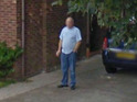 You're having a bad day when even Google Street View is taking your wife's side.