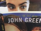 "Cara Delevingne poses with Paper Towns book on Instagram: ""I just found this book! It's awesome"""