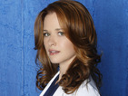 The April Kepner actress talks cast exits, pregnancy fears and more.