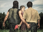 The Walking Dead's Andrew Lincoln and Norman Reedus have a cheeky butt pinch in this hilarious photo