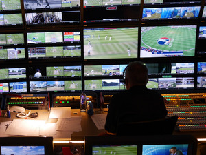 Behind the scenes of Sky's Ashes coverage