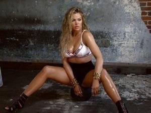 Khloe Kardashian for Complex