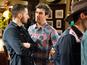 POTD: Emmerdale's Ross sparks stag drama
