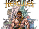 Dan Abnett and Luke Ross are bringing the Greek legend back to comics.