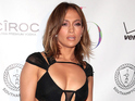 The singer wore an eye-catching outfit to celebrate her 46th birthday.