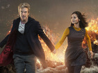 Doctor Who: See Peter Capaldi and Jenna Coleman in a new picture from series 9 premiere 'The Magician's Apprentice'