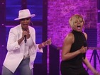 Taraji P Henson ups the stakes for her Empire Lip Sync Battle with a Mary J Blige cameo