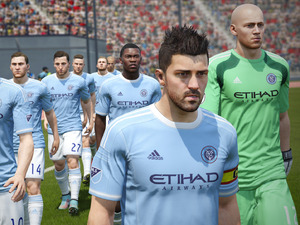 FIFA 16 Gamescom 2015 screenshot