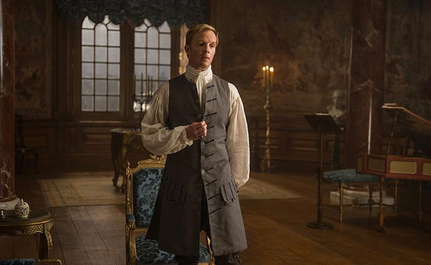Rupert Penry-Jones in Black Sails