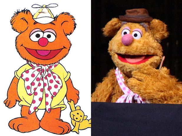 Fozzie Bear - Muppet Wiki  Muppet Babies Fozzie